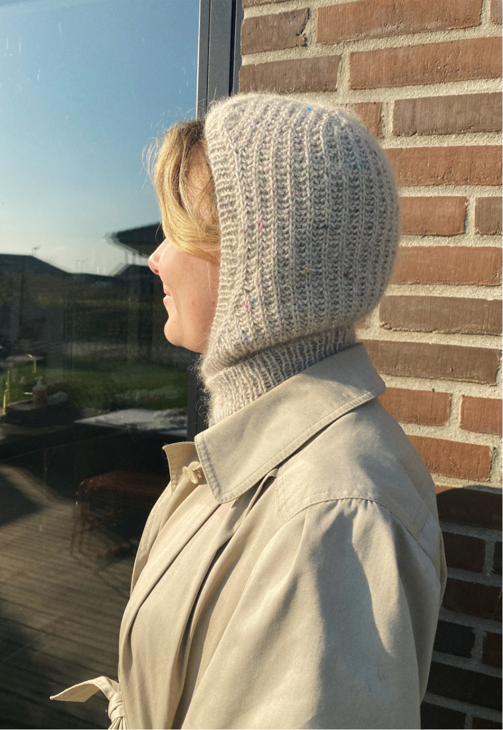 Wonderland Balaclava Knitting Pattern (English)