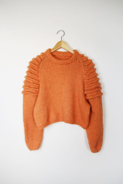 Vigga´s Mom Jumper (english) knitting pattern
