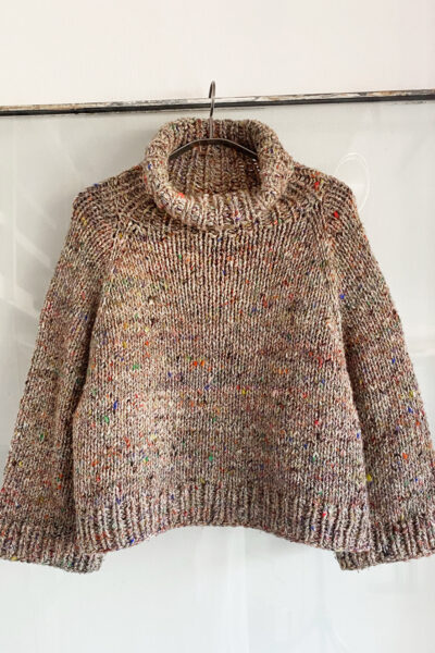 Margit Jumper (Deutsch) Strickanleitungen